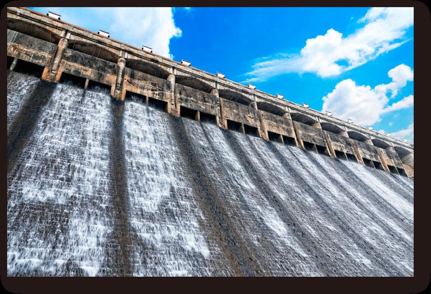 世界のダム